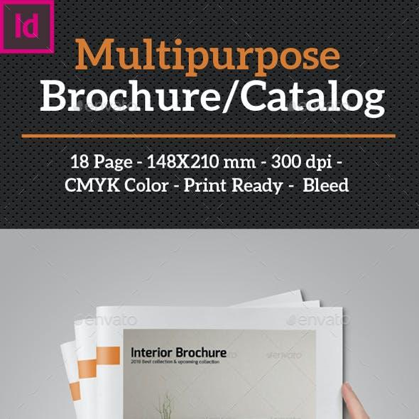 Multipurpose Brochure/Catalog
