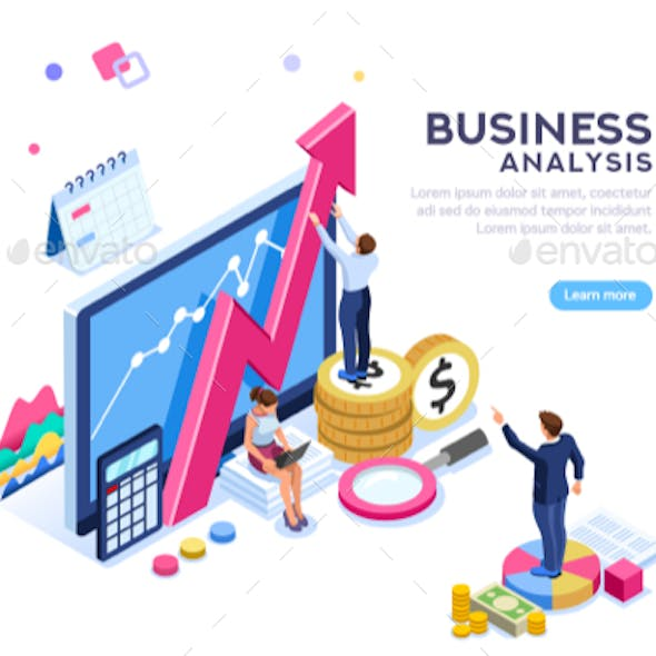 Auditing Business Analysis Concept