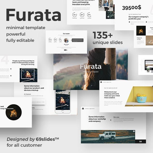 Furata Creative Powerpoint Template
