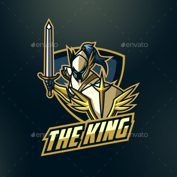Esports Holy Knight Logo
