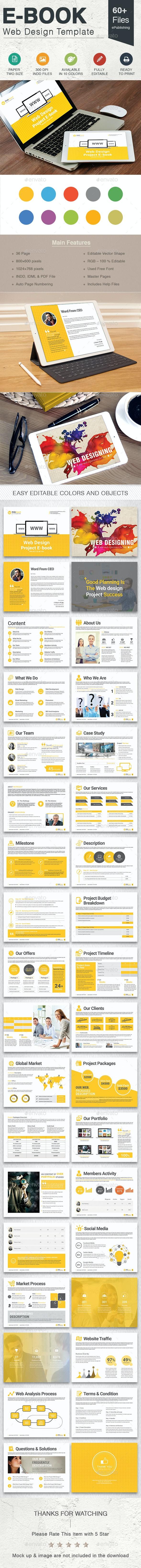 E-Book Web Design - Digital Books ePublishing