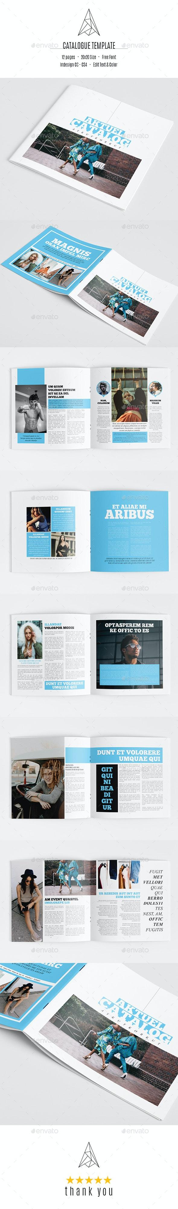 Aktuel Catalog - Catalogs Brochures