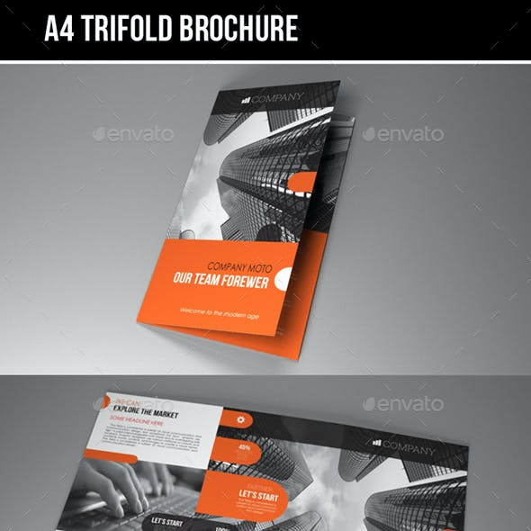 Indesign Brochure Corporate vol3