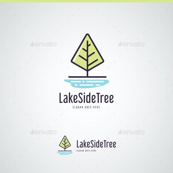 Tree Lake Logo