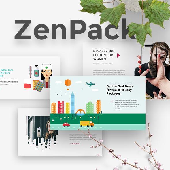 3 in 1 Bundle ZenPack Premium Bundle Keynote