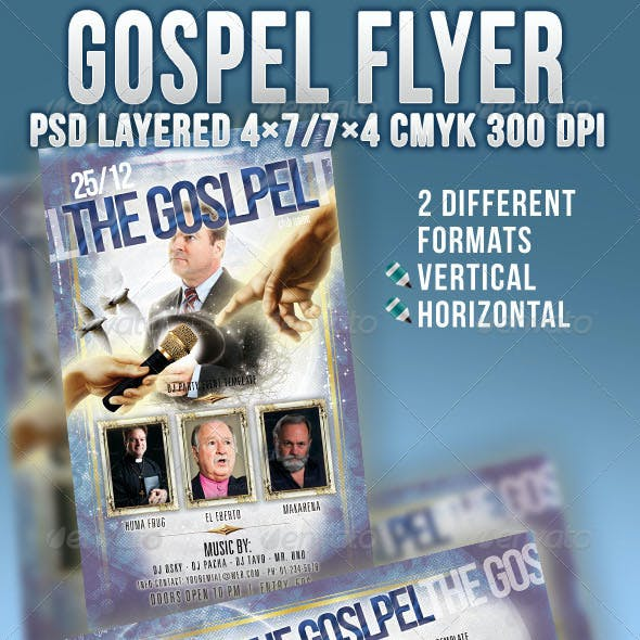 The Gospel Flyer