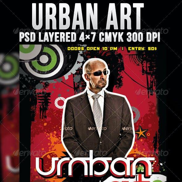 Urban Art Template