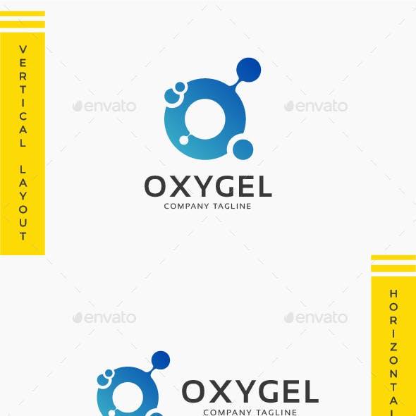 Oxygel - Letter O Logo