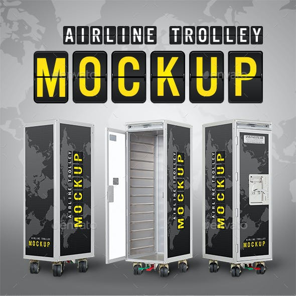 Airplane Mockup Graphics, Designs & Templates From