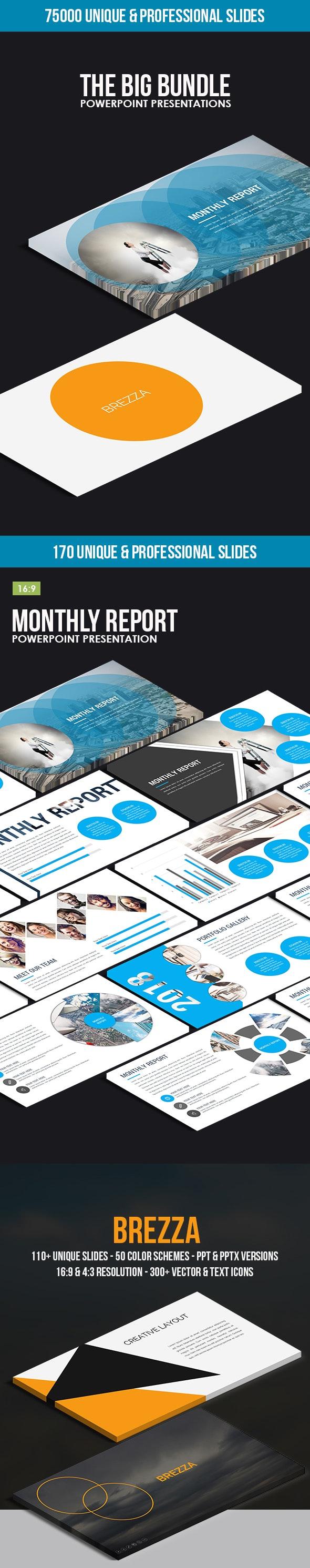 The Big Bundle - Powerpoint Presentations - Business PowerPoint Templates