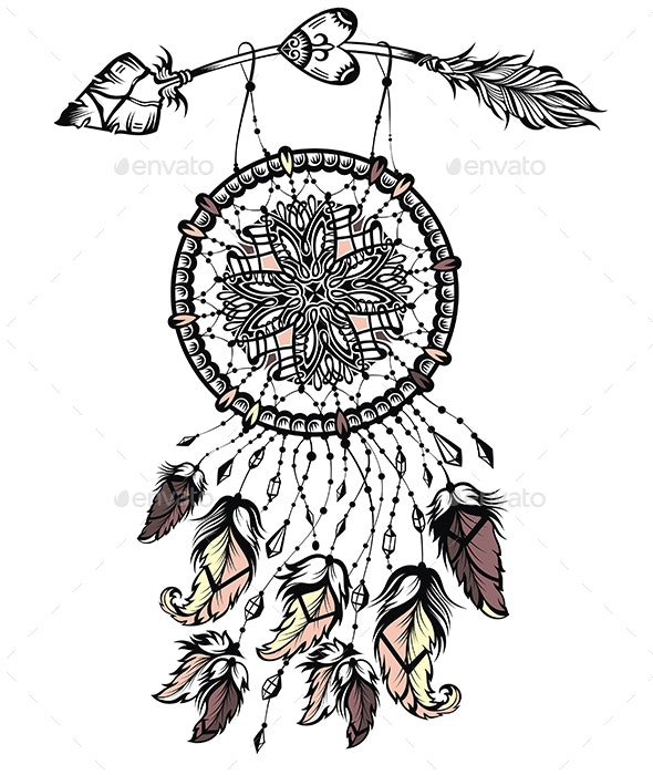 Dream Catcher - Miscellaneous Vectors