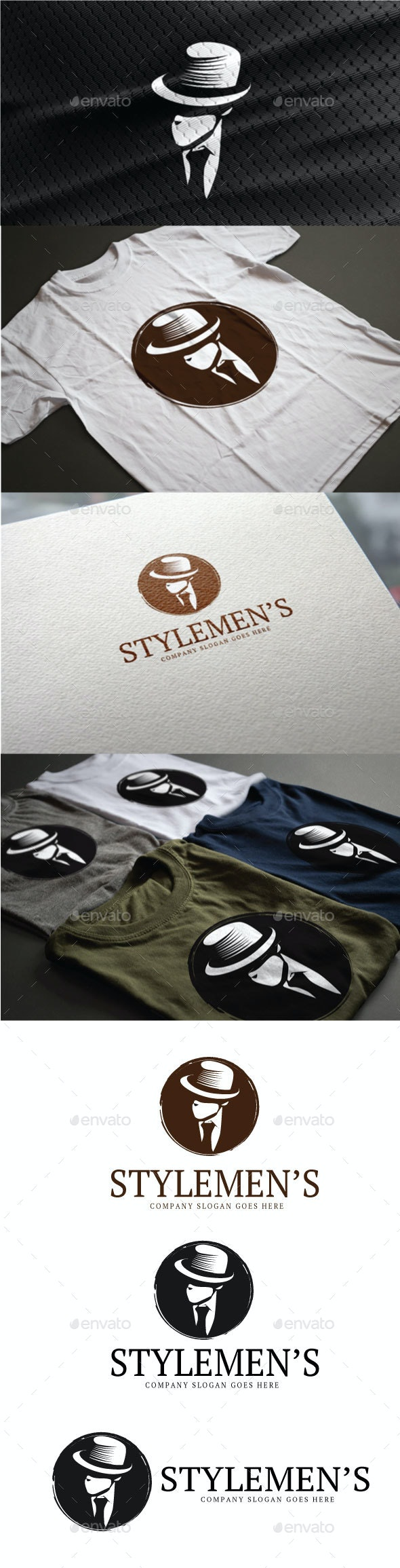 Stylmen's Logo - Objects Logo Templates