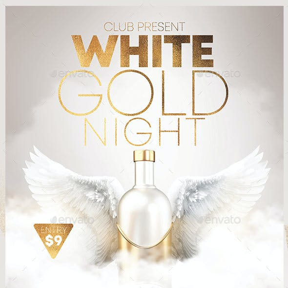 White Gold Night