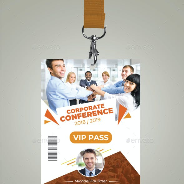 Conference VIP Pass
