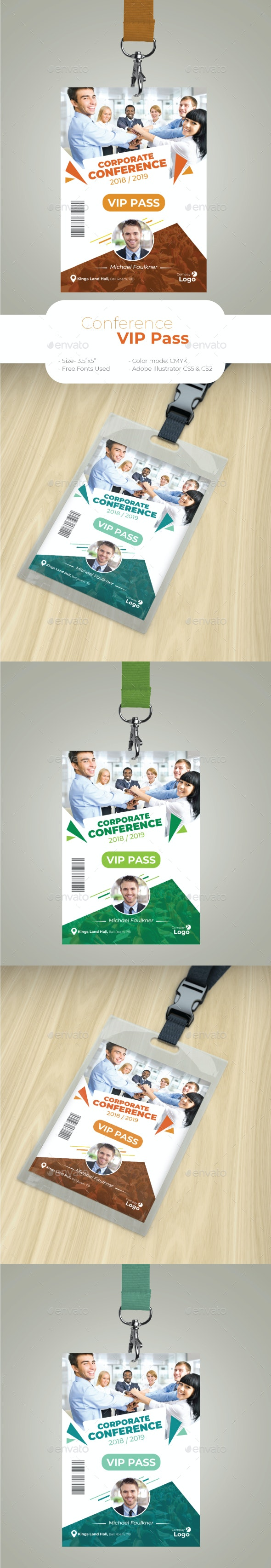 Conference VIP Pass - Miscellaneous Events