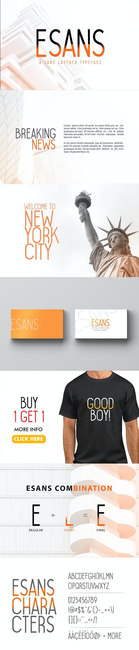 17 Best Sans-Serif Fonts  for September 2020