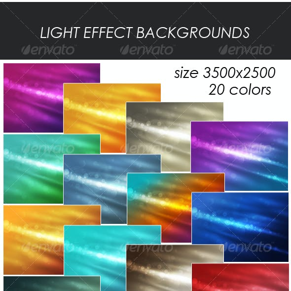 Light Effect Backgrounds