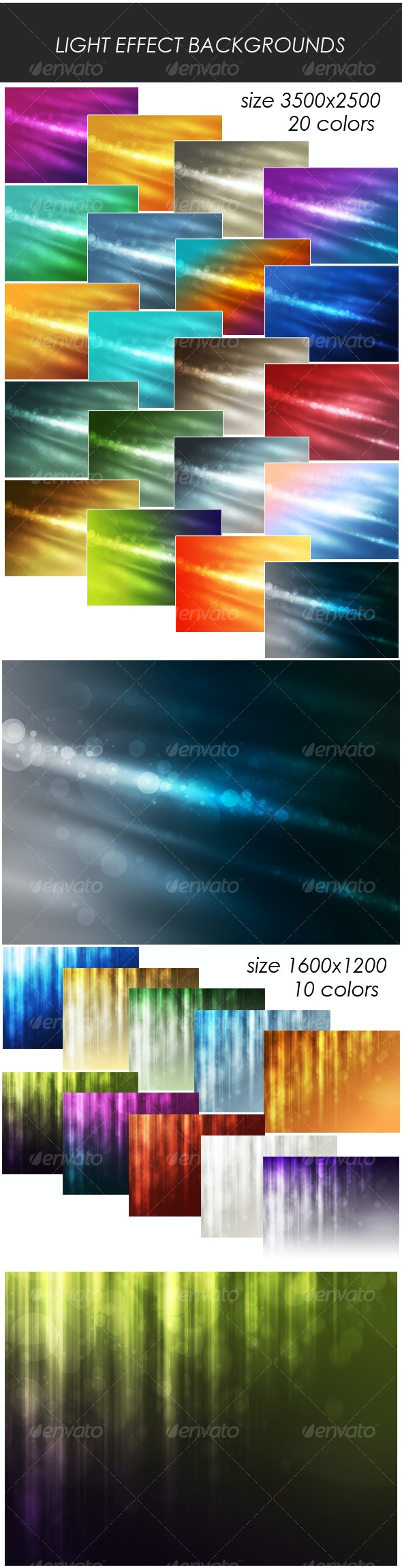 Light Effect Backgrounds - Backgrounds Graphics
