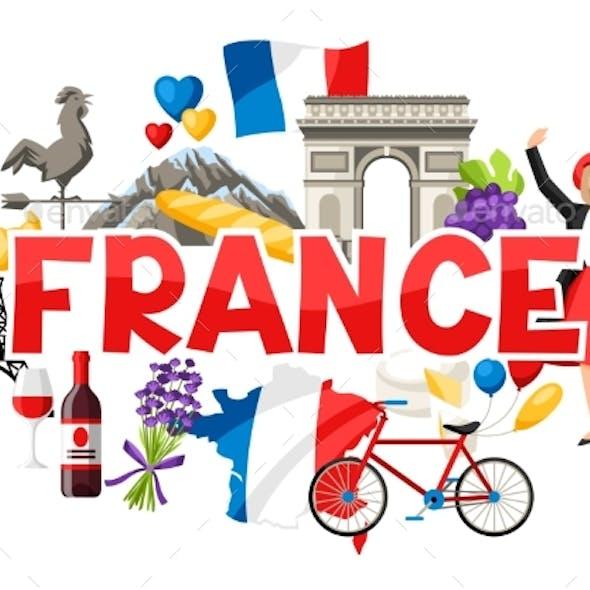 France Background Design
