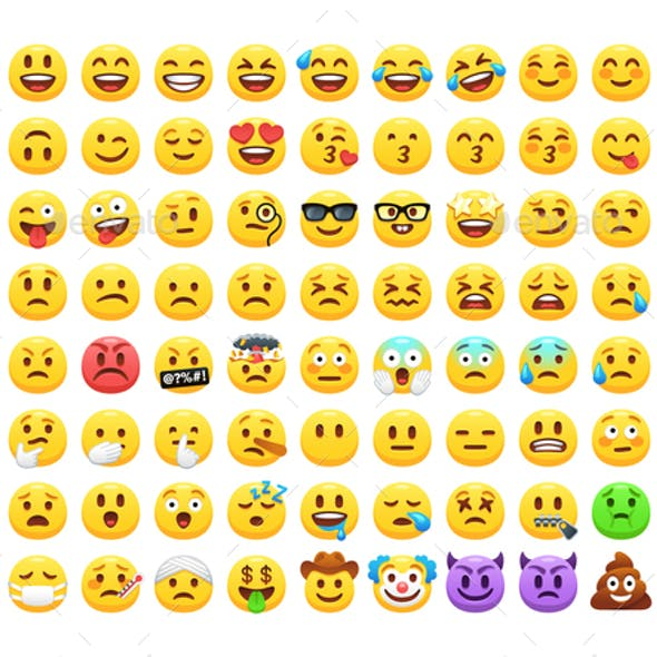 Cartoon Emoji