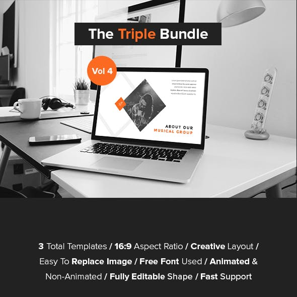 The Triple Bundle PowerPoint Vol 4
