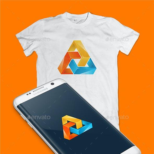 Tridimension Logo Template