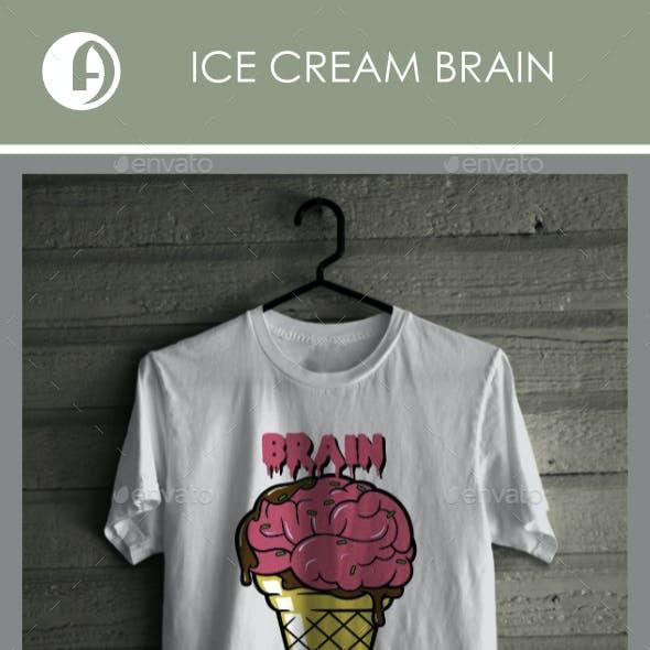 Icecream Cone Brain