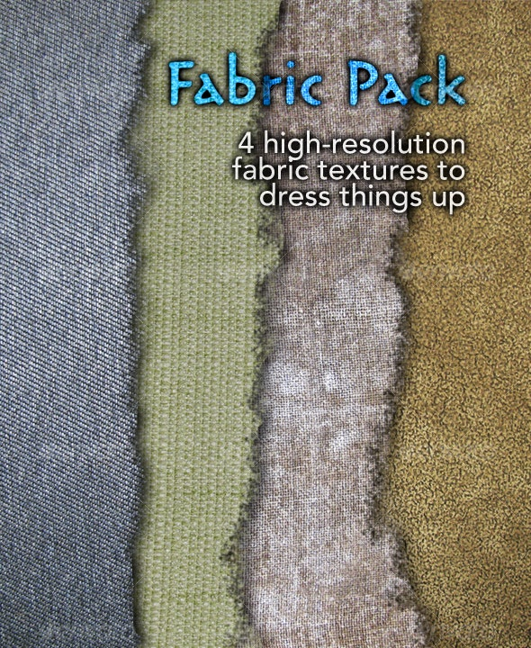 Fabric Pack - Fabric Textures