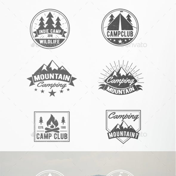 Camp Badges Collection