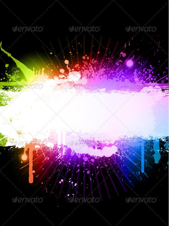 Abstract Grunge - Backgrounds Decorative