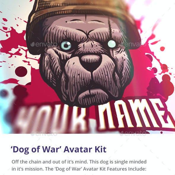 'Dog of War' Avatar Kit
