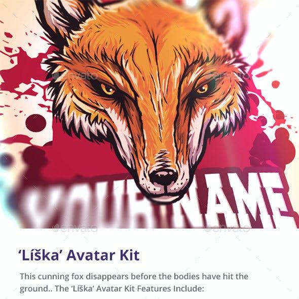 'Liska' Fox Avatar Kit
