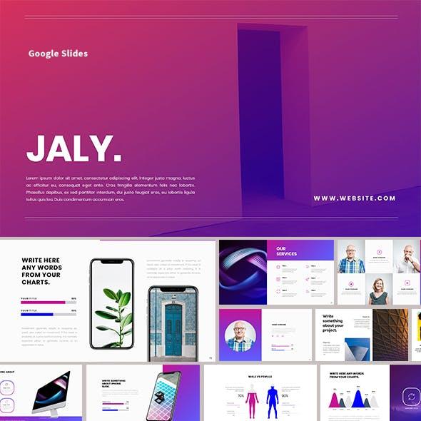 Jaly Google Slides