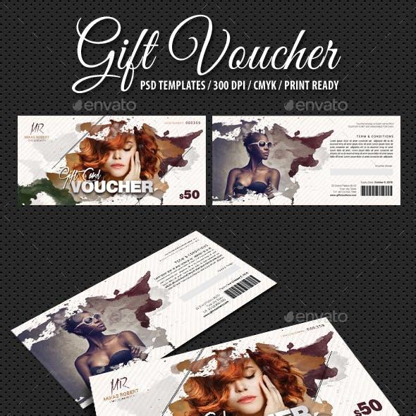 Gift Voucher V14
