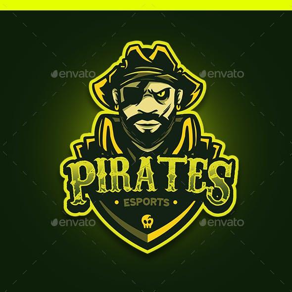 Pirates Mascot Esports