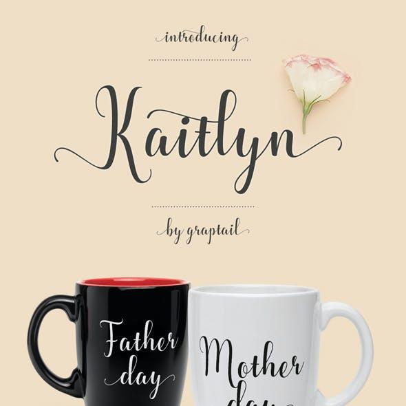 Kaitlyn Script