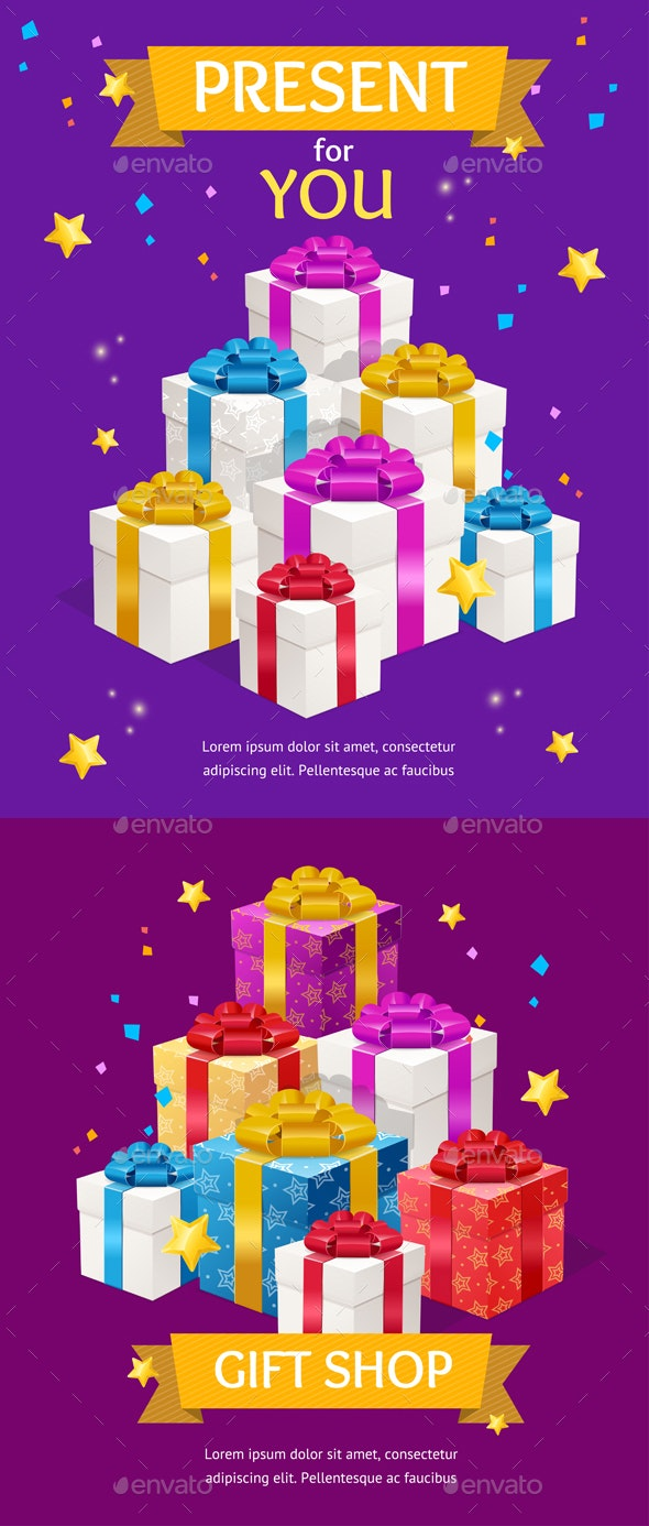 Gift Shop Ad - Miscellaneous Conceptual