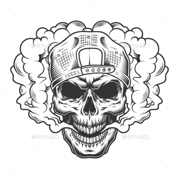 Skull Vaper Concept - Miscellaneous Characters