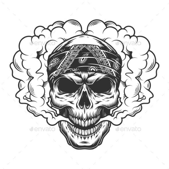 Skull Vaper Concept