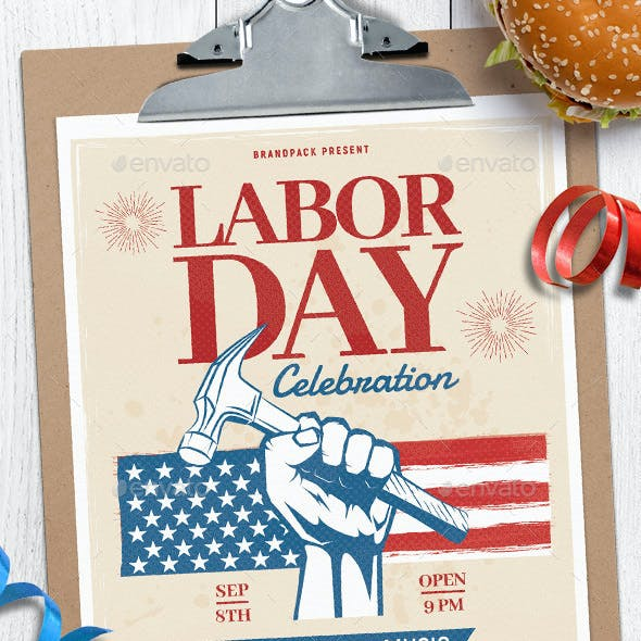 Labor Day Flyer / Poster