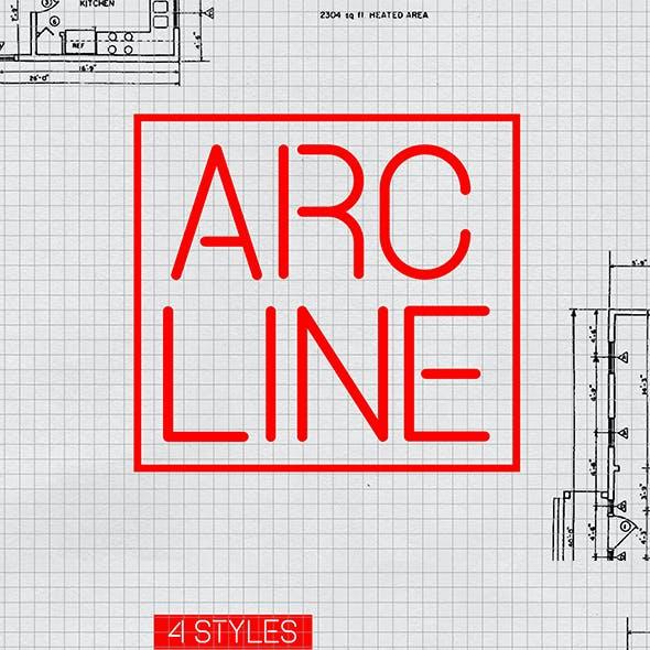 Arcline