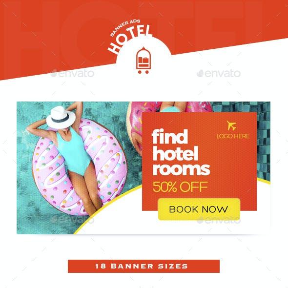 Hotel Banner Ads
