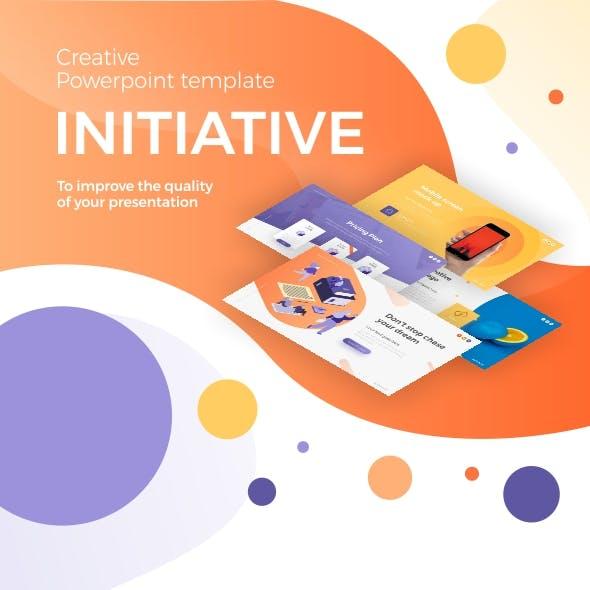Initiative - Creative Presentation