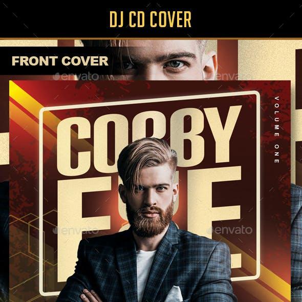 DJ CD Cover Artwork