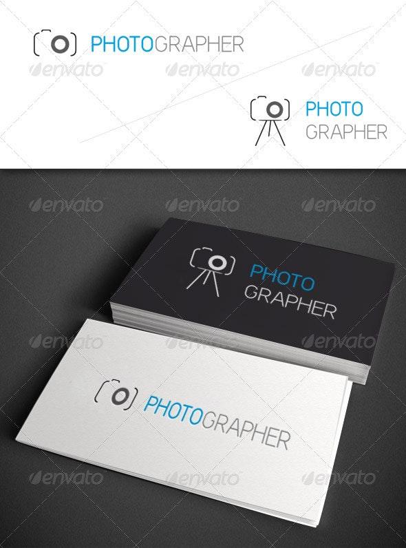 Photographer Logo - Symbols Logo Templates