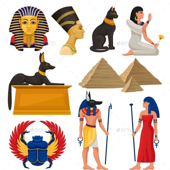 Cultural Elements of Ancient Egypt