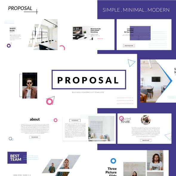 Proposal - Business Googleslide File