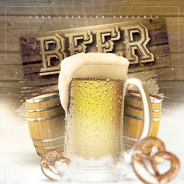 Beer Friday Nights