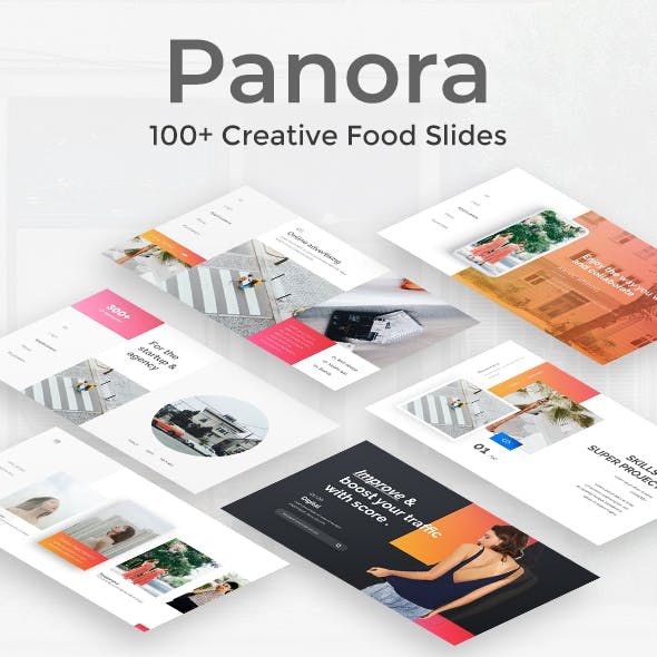 Panora Creative Powerpoint Template