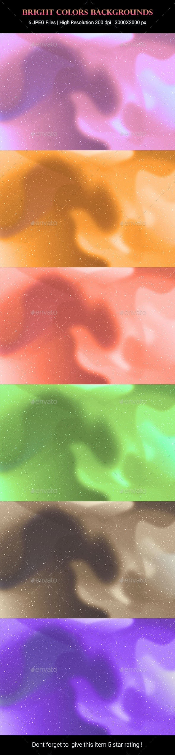 Bright Colors Backgrounds - Backgrounds Graphics